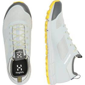 Haglöfs L.I.M Low Shoes Dame stone grey/signal yellow